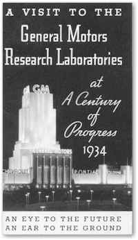 General Motors Research Laboratories